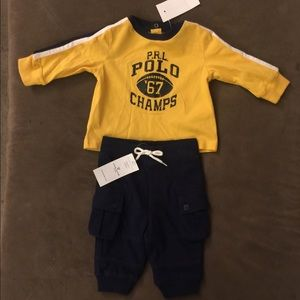 Polo Ralph Lauren Baby Clothes